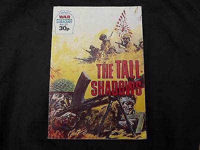War Picture Library No 32 The Tall Shadows