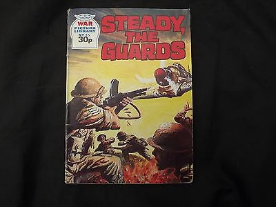 War Picture Library No 35 Steady the Guards