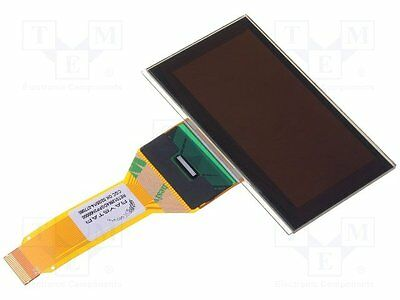 1 pc Display: OLED; graphical; 128x64; Dim:73x41.86x2mm; green; PIN:22