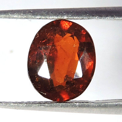 5.25Cts. ATTRACTIVE! EARTH MINED 100% NATURAL AXINITE OVAL CUT LOOSE GEMSTONES