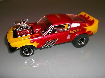 Scalextric ,SCX Vintage , Mustang Hot Rod 4049 , Ltd Ed . MINT BOXED