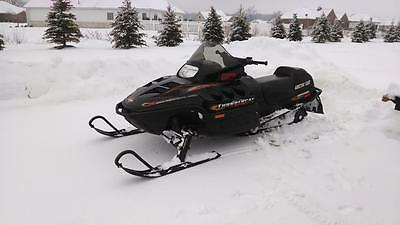 Artic Cat Snowmobile