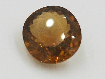 Golden yellow Citrine 13.32ct Oval cut