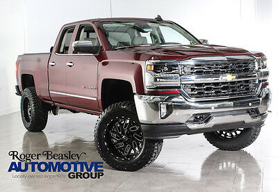 2016 Chevrolet Silverado 1500  16 CHEVY SILVERADO 1500 LTZ AC/HEATED SEATS REAR CAM BOSE BLUETOOTH