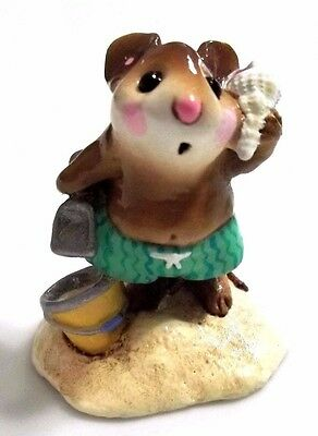 """1991 - Wee Forest Folk """"sea Sounds"""" - Green Trunks - Mint Condition !"""