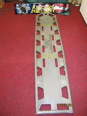 North American Rescue Spine Board Military Full Length Back Board