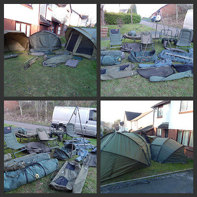 Full carp set up X 2 Complete carp set up for two people. Excellent Condition