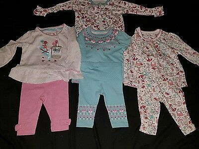 baby girls outfit bundle 0-3