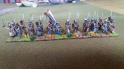 28mm Late French Napoleonic Line Infantry