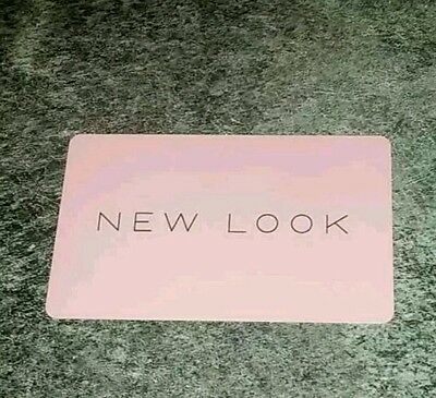 new look gift card