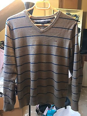 Pull Homme Tommy Hilfiger Taille S État Neuf