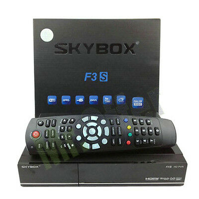 Decoder F3s ricevitore Full HD linux wifi TV satellitare skybox openbox inetbox