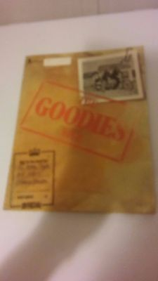 The Goodies File - Old Comedy Book