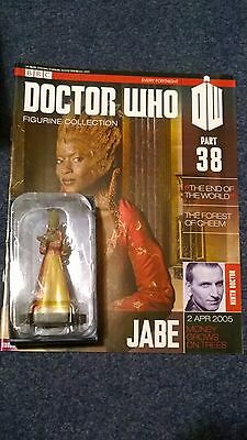 Eaglemoss doctor who figurine collection - Issue 38: JABE