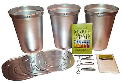 Tap My Trees 851080002220 Maple Sugar Starter Kit