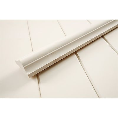 NEW Easycraft 48 x 28mm x 3.6m Rebated Dado / Picture Rail MDF Moulding