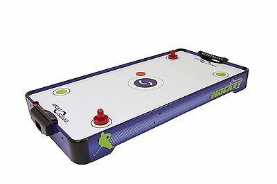 Sport Squad HX40 Electric AIR HOCKEY TABLE Portable Table Top AIR HOCKEY SET