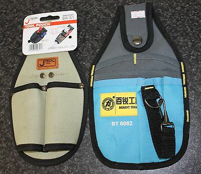 Tool Chisel Pliers Screwdriver Pouch 2 Types