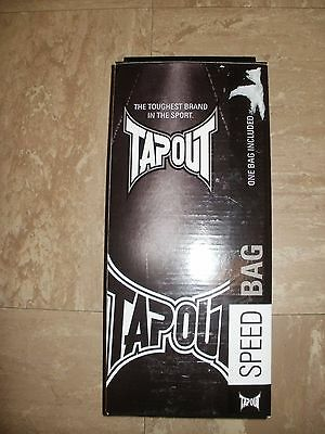 Tapout Speed Bag BNWT LOOK