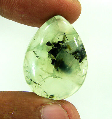 34.00 Ct Beautiful Natural Cabochon Prehnite Loose Gemstone Stone eBay - 9911