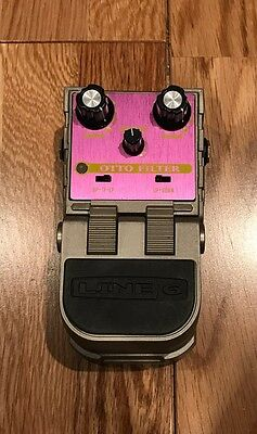 Line 6 Otto Filter Pedal - Envelope Filter And Auto Wah Sounds