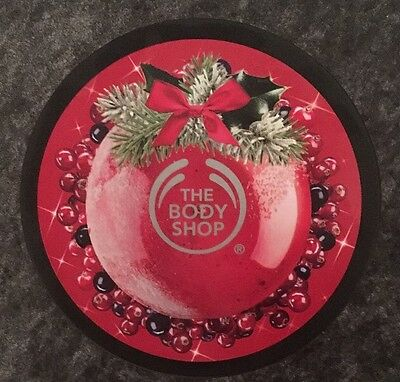 The Body Shop 200ml Frosted Berries Body Butter