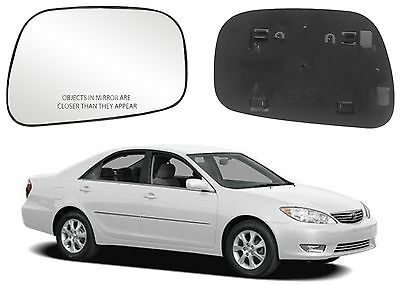 Replacement Passenger Side Power Mirror Glass For 2002 2006 Toyota