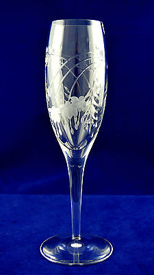 "Royal Doulton ""FALLING STARS"" Champagne Glass - 21.7cms (8-1/2"") Tall"