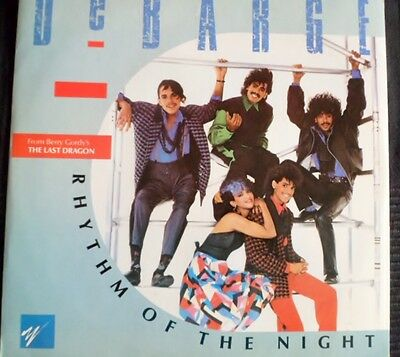 De Barge-Rhythm Of The Night-Queen Of My Heart-1984 Mint-