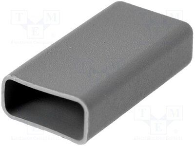 5 pcs Insulator cover; TO220; L:21.7mm; W:11.5mm; H:5.8mm