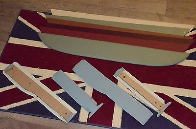 Morris Minor A POST covers, top and bottom x 4