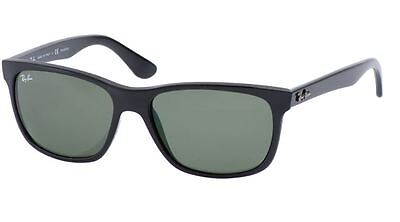 RARE: Genuine RAY-BAN 4181 Highstreet Replacement Lenses - P/Carb Grey-Green
