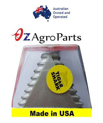 Tiger Shark Knife sections for CaseIH 820, 1010, 1020 combine headers mowers