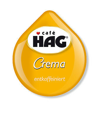 Tassimo Cafe Hag Decaffeinated Coffee 48 x T-disc Sold Loose Decaf