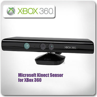 Microsoft XBox 360 Kinect Sensor (in Good Condition)