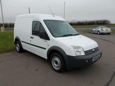2009 59 Ford Transit Connect T230 L Lwb High Roof 90 1.8 Tdci Diesel **no Vat**