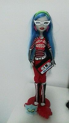 monster high ghoulia 1 basic 1 wave edition