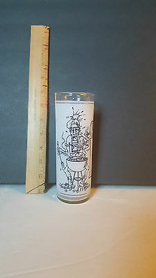 Vintage Superior Collection Series 1977 Cool It Bbq Glass.