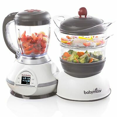 Babymoov Baby / Child Nutribaby 5 In 1 Food Processor