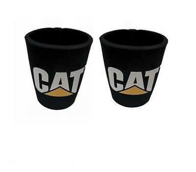2 Genuine Caterpillar Stubby Holders (5068)