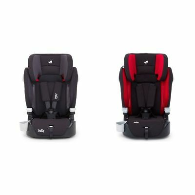 Joie Elevate Car Seat / Booster Group 1/2/3 Forward Facing 9-36kg Inc Cupholders