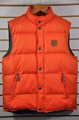 Men's Polo Ralph Lauren, LTWT Quilted Puffer DOWN Vest. Sz.M.