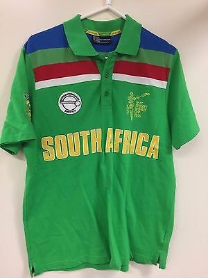 LARGE South Africa one day cricket jersey/shirt