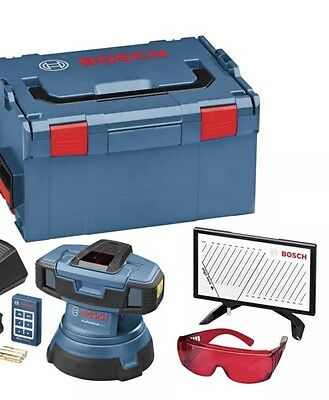 BOSCH GSL2 30' SELF LEVEL SURFACE LASER with L-Boxx