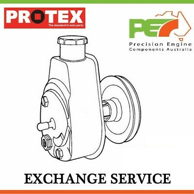 New Genuine *PROTEX* Power Steering Pump For HOLDEN COMMODORE VK 4D Sdn RWD.