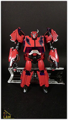 Transformers Prime First Edition Terrorcon Cliffjumper LOOSE COMPLETE