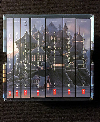Special Edition Harry Potter Paperback Box Set - Brand New