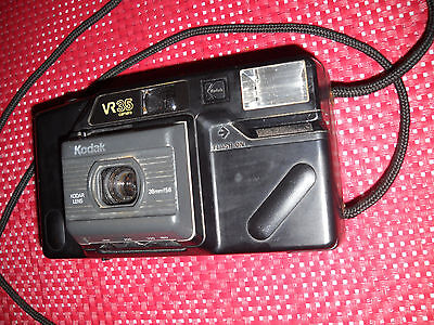 Vintage 1960's VR35 38mm 156 K4a Kodak Camera With Strap, In Excellent Condition