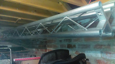 3m Penn Quad Truss. (Disco Band AV or installation)