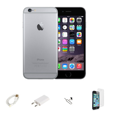 Iphone 6 Ricondizionato 64Gb Grado Ab Nero Space Grey Originale Apple Rigenerato